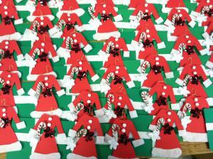 Santa Name Cards